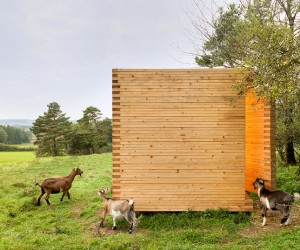 Ziegenstall by Khnlein Architektur