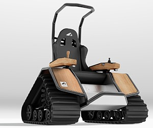 Ziesel Offroad Driving Chair