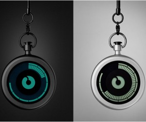 Ziiiro Pocket Watch
