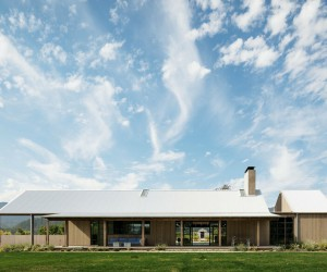 Zinfandel House in California Wine Country