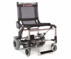Zinger: The Lightest Folding Wheelchair