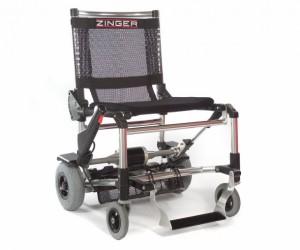 Zinger: The Lightest Folding Wheelchair