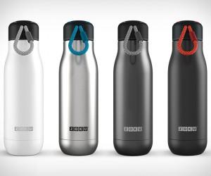 Zoku Stainless Steel Water Bottle