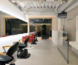 ZORI Hair Salon by Takashi Yamamori