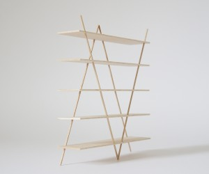 Zurich Shelf by Leonard Kadid